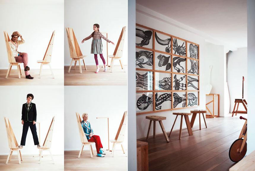 Andrea Ferrari, Elle Deco Lab, Fotografie, Portrait, Pictures, Design, Designer, London, Londra,