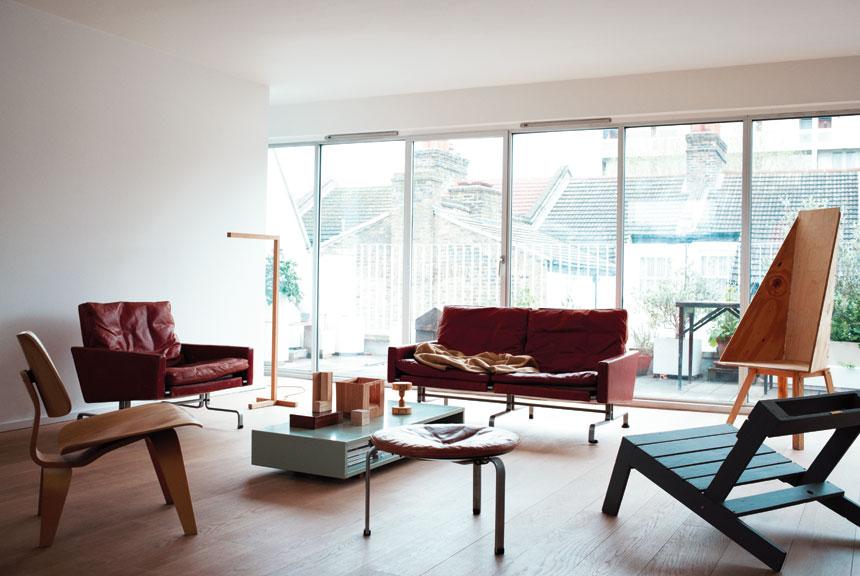 Andrea Ferrari, Elle Deco Lab, Living room, Fotografie, Portrait, Pictures, Design, Designer, London, Londra,