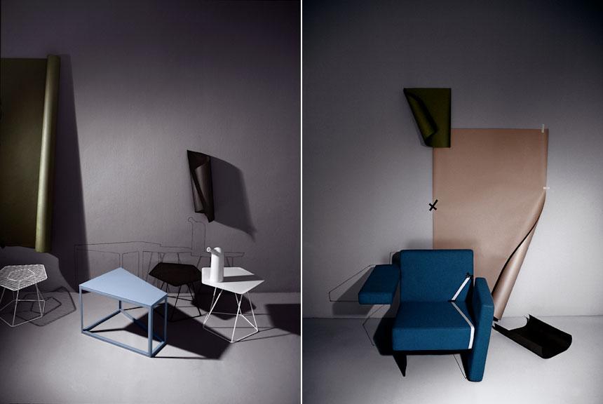Elle Decor Italy photography by Andrea Ferrari / styling Elisa Ossino