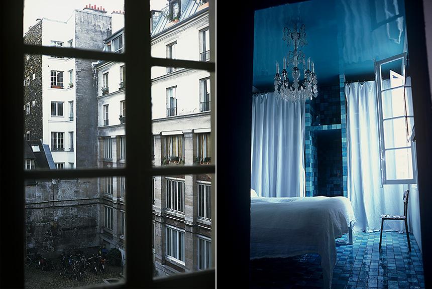 fotografie di Andrea Ferrari, pictures by Andrea Ferrari, Interior by A Ferrari, house in Paris, shooting Elle Decor