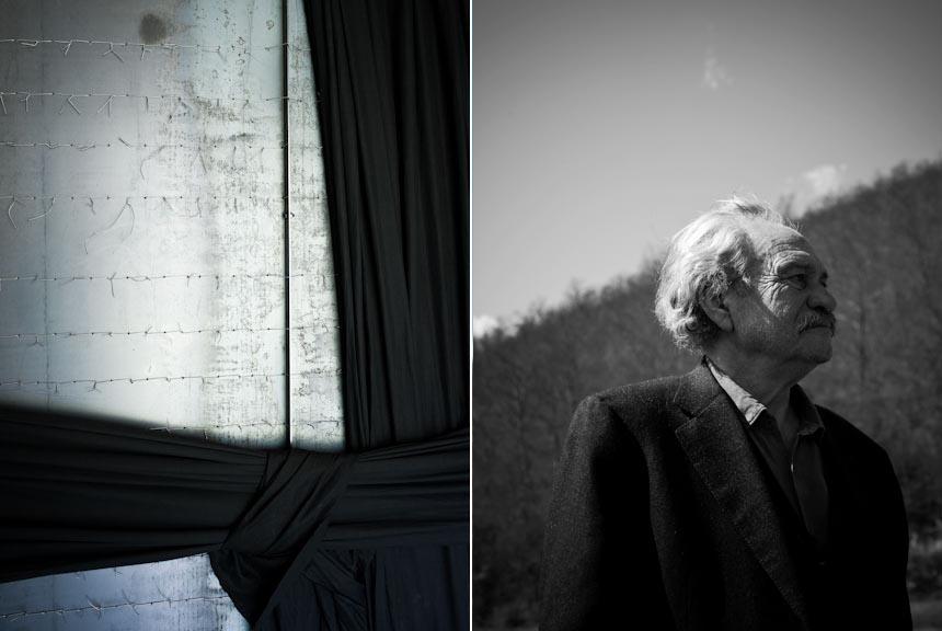Jannis Kounellis / Photography by Andrea Ferrari
