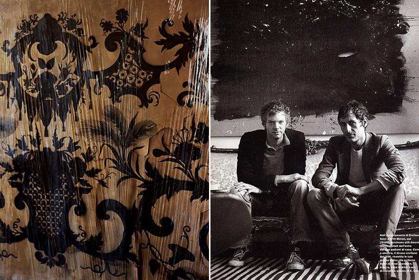 Britt Moran & Emiliano Salci, designers