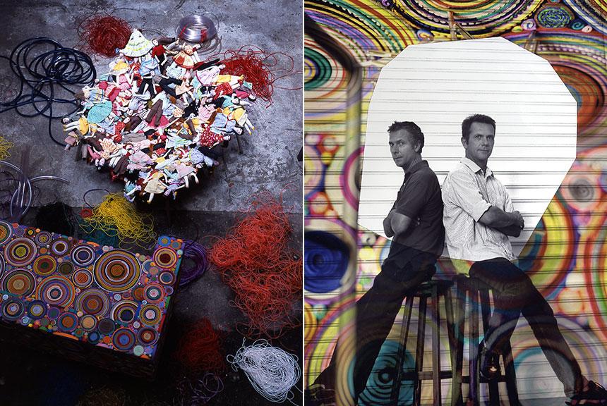Campana's brothers, designers