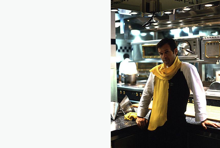 Carlo Cracco for Elle Decor Italy