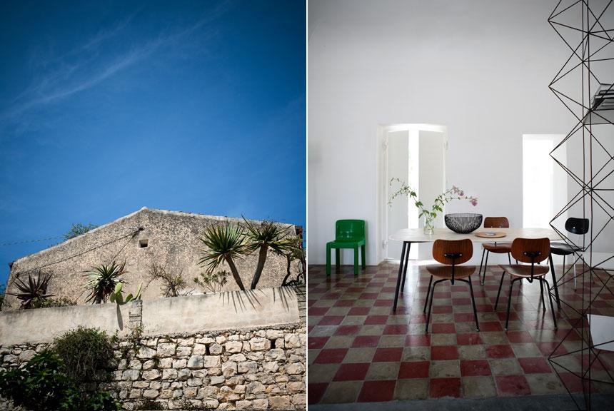 Sicily andrea ferrari for Elle decor italia