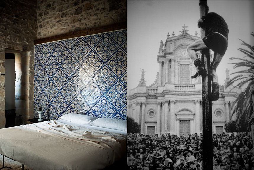 Andrea Ferrari, Sicilia, Case, Shooting, House in Sicily, Elle Decor IT, Styling Arianna Lelli Mami