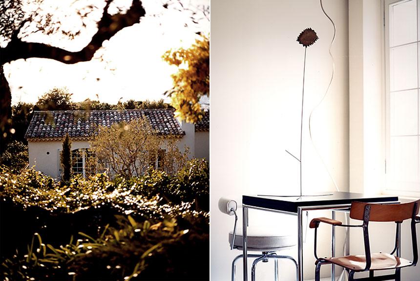 Antibes andrea ferrari for Elle decor italia