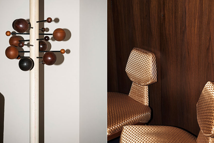 Andrea Ferrari, Photography, Dedar, Design, Interior
