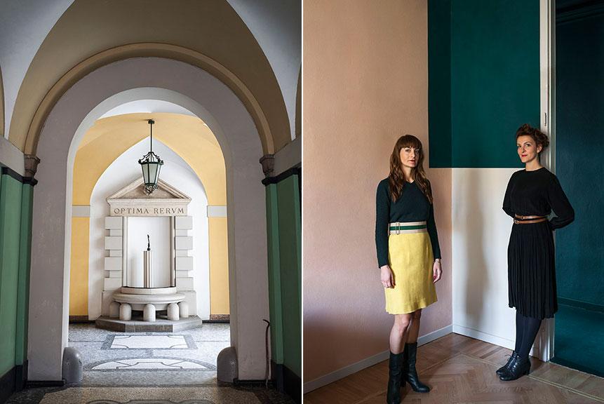 Andrea Ferrari, Studiopepe, The Visit, Design, Interior, Photography, Photographer