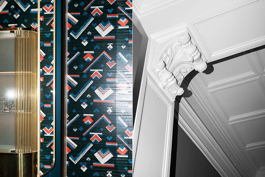 Andrea Ferrari, Photography, Photographer, Dedar, Design, Wallpaper, Interior